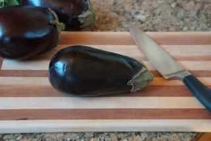 Baked Eggplant with Tomato Sauce 1