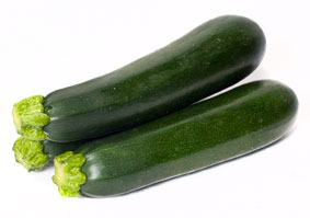 Zucchini from Lady Moon Farms